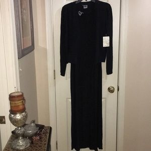 Vintage Johnny Was Long Dress with Jacket S
